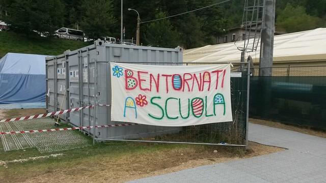 Arquata e provincia di Ascoli Piceno: dalla prima emergenza all'inaugurazione di nuove strutture
