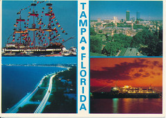 IMG_0046 Tampa Florida. Postcards from MGS Worldwide travels to Geoff and Jean Spafford RIP 1983