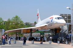 British Airways Concorde, Intrepid Sea, Air and Space Museum, New York.