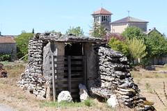 Aujols - Puits (bourg) - Photo of Cieurac