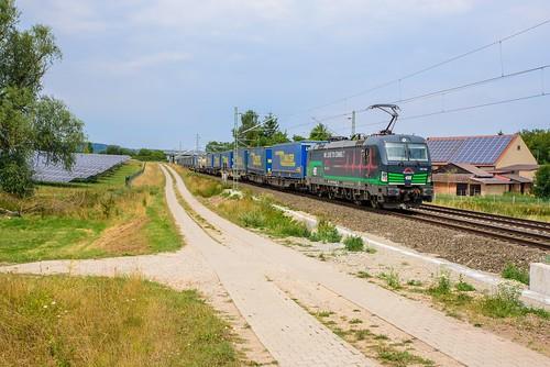 TX 193 266 met LKW Walter, Schmalenbach