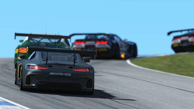 rF2 GT3 pack update 2019