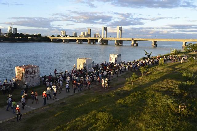 Vazamento em Brumadinho deve atingir a bacia do rio São Francisco em duas semanas