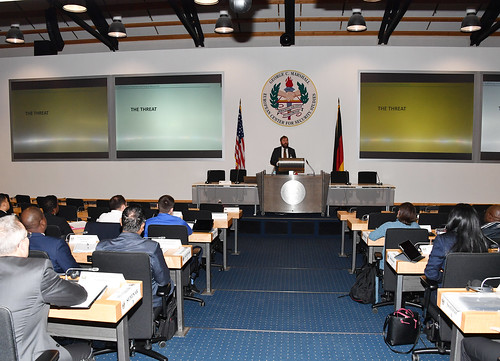 CTOC 19-06 Participants Learn about Countering Trafficking in Protected Resources