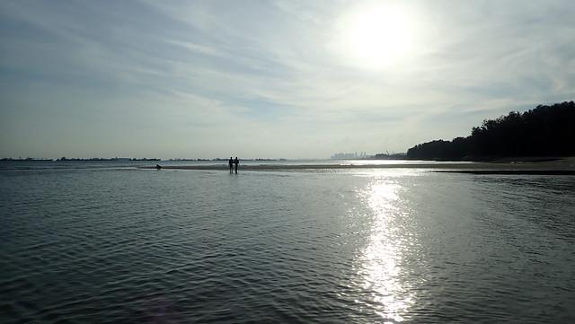 East Coast Park shores