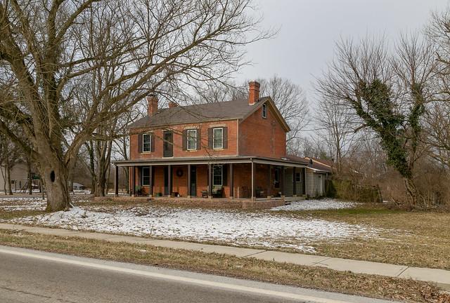 Samuel Craig House — Harlan Township, Warren County, Ohio