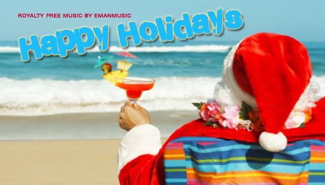 Happy Holidays - 1
