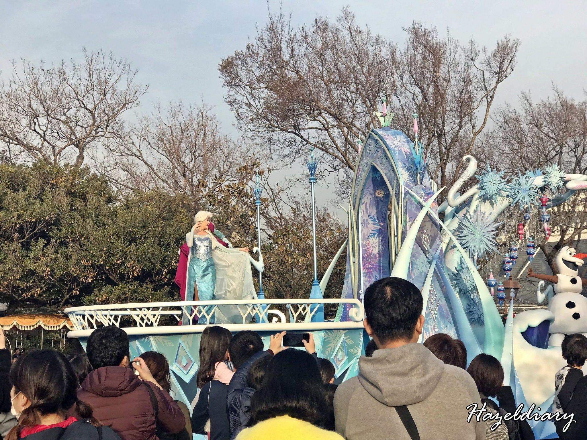 Tokyo Disneyland Japan-Parades