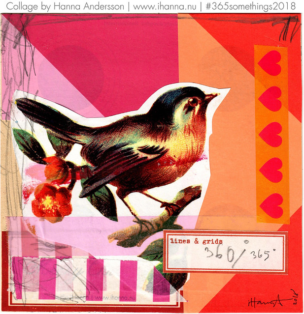 Birds view - Collage no 350 by iHanna