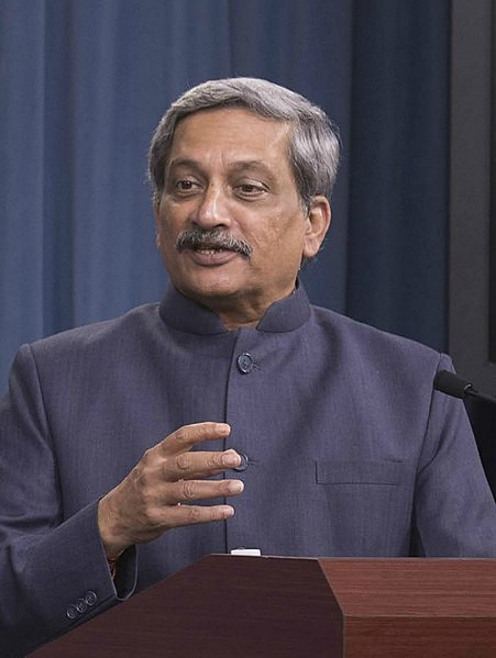 facts about Manohar Parrikar