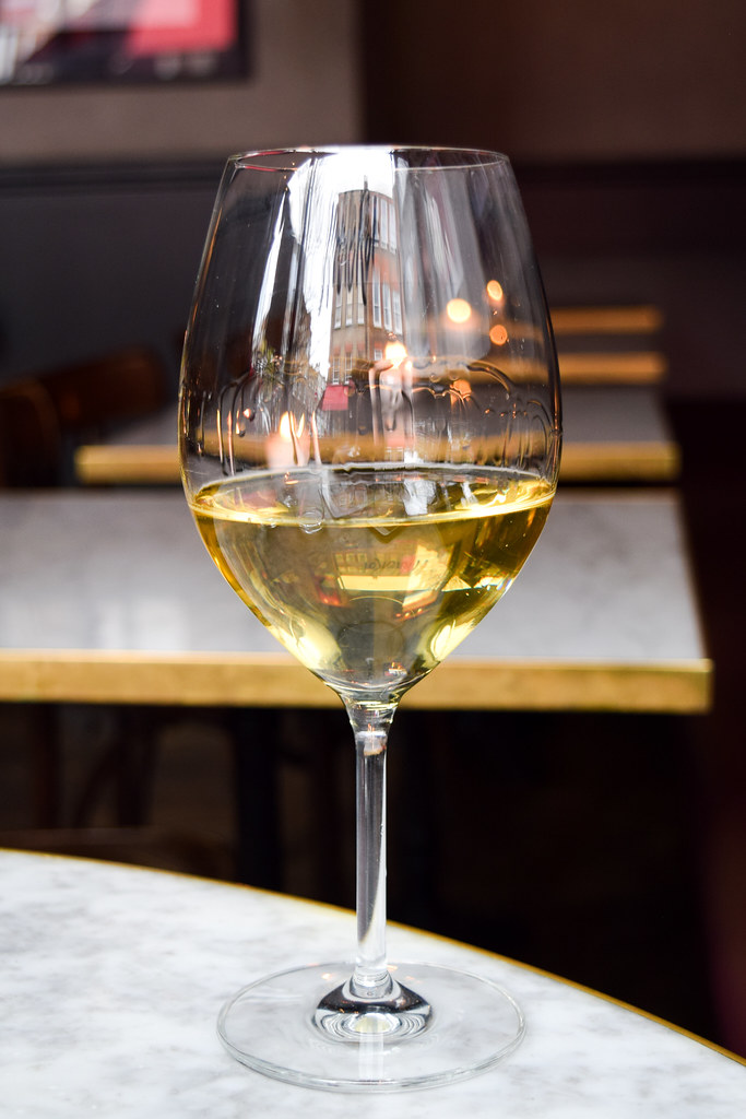 South African White at Noble Rot, Bloomsbury