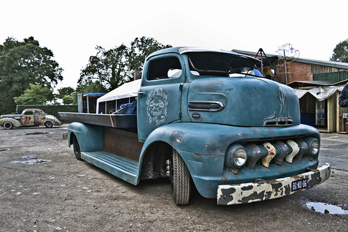 Ford C-Series COE 1951 (2604)
