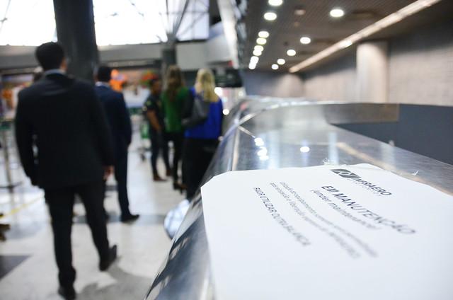 Semana do Consumidor - Fiscalização Aeroporto