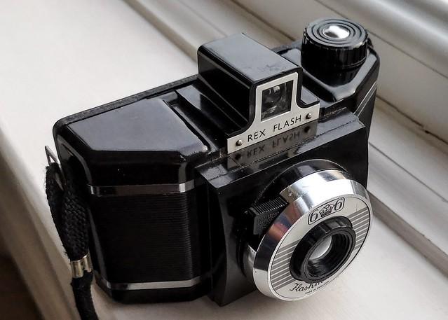 Coronet Rex Flash 6-6 Flashmaster
