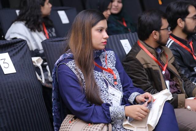 Photo:Attendees By TEDxPunjabUniversity