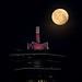 Amsterdam Toren Lunar Eclipse 2019/01 #5
