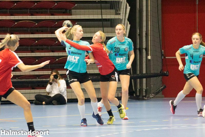 Halmstad Handboll F 19 - Karlskrona