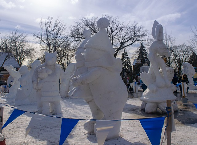 Zehnder's Snowfest 2019 captivates thousands in Frankenmuth
