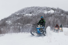Feb 3 2019 Back Country Powder in Wawa Ontario