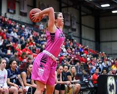 UCM vs Washburn Women's Basketball 2019