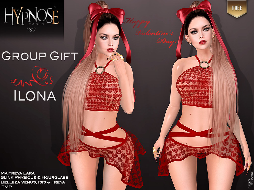 HYPNOSE – GROUP GIFT ILONA
