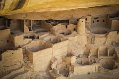 Mesa Verde cliff dwillings