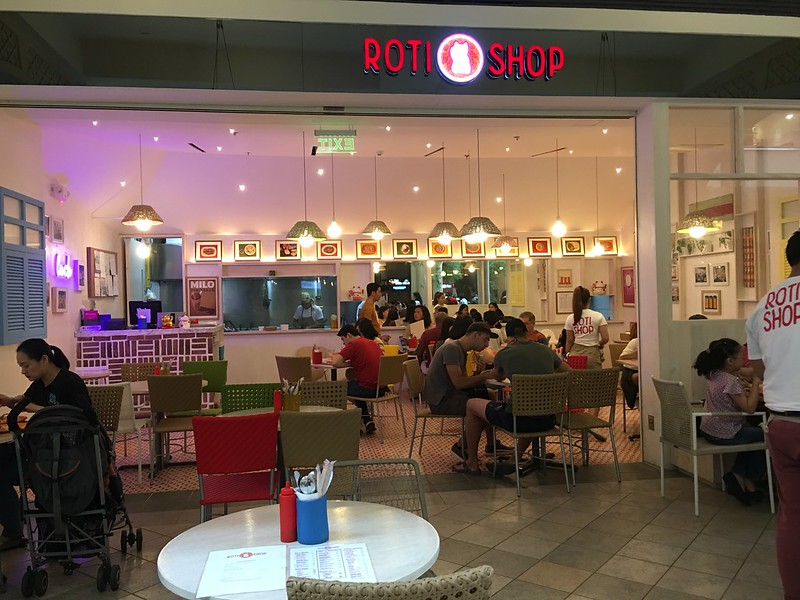 Roti Shop, Rockwell
