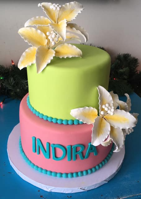 Cake by Jenny b Sweet