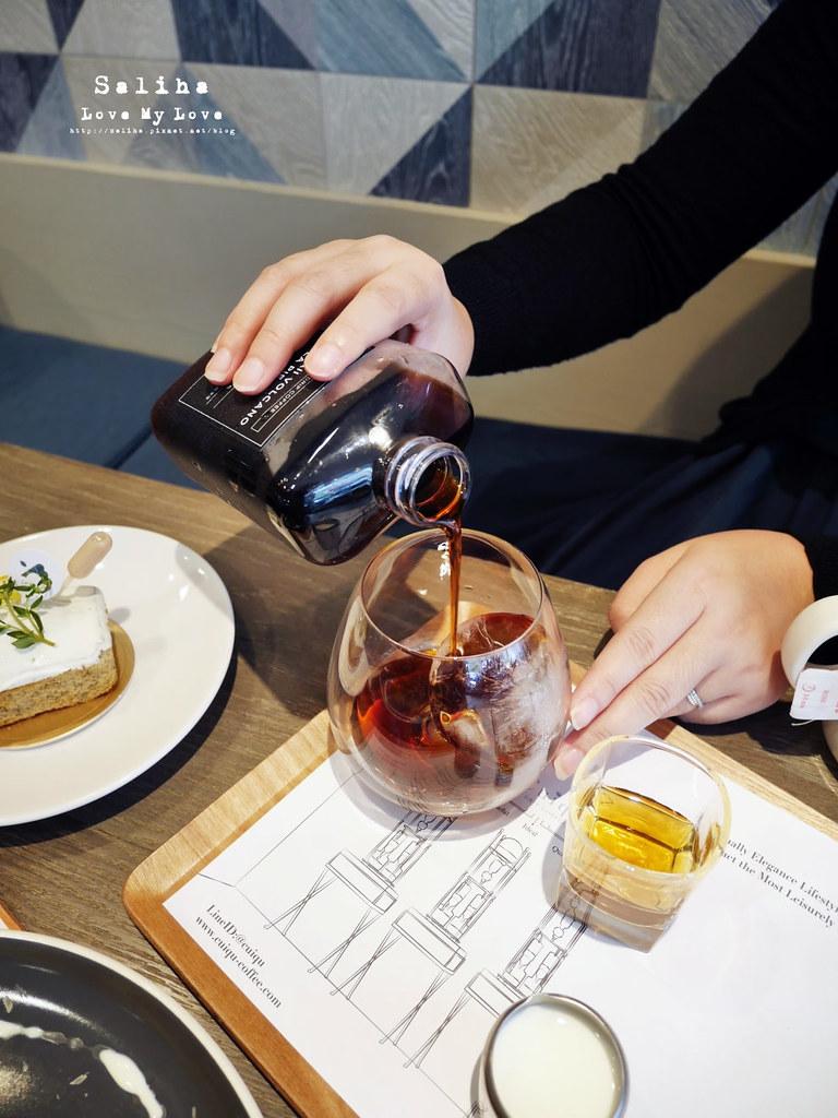 東區不限時餐廳下午茶Cuiqu Coffee奎克咖啡台北忠孝店鬆餅燉飯午餐晚餐推薦 (10)