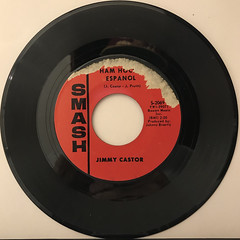 JIMMY CASTOR:HEY, LEROY, YOUR MAMA'S CALLIN' YOU(RECORD SIDE-B)