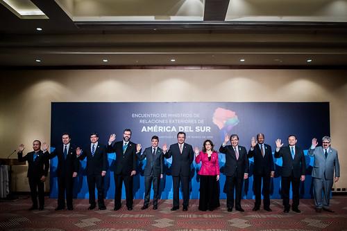 Encuentro de Ministros de Relaciones Exteriores de América de Sur
