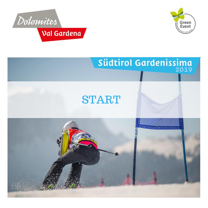START Südtirol Gardenissima 2019