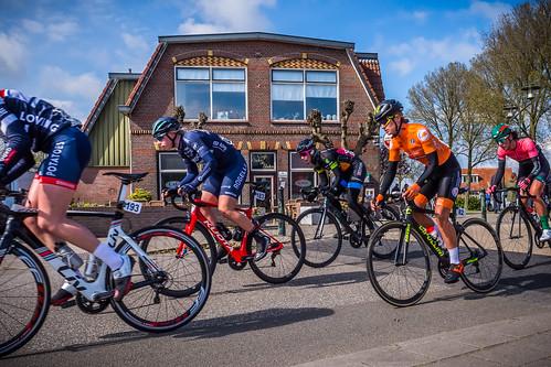 Cathelijne Hoolwerf, Rixt Hoogland and Karlijn Swinkels
