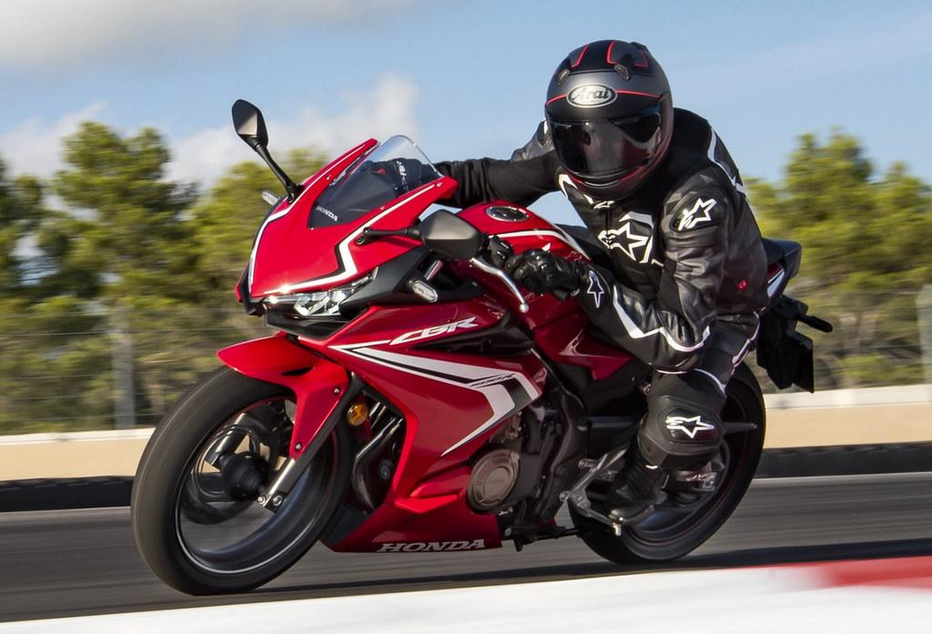 Honda CBR 500 R 2019 - 24