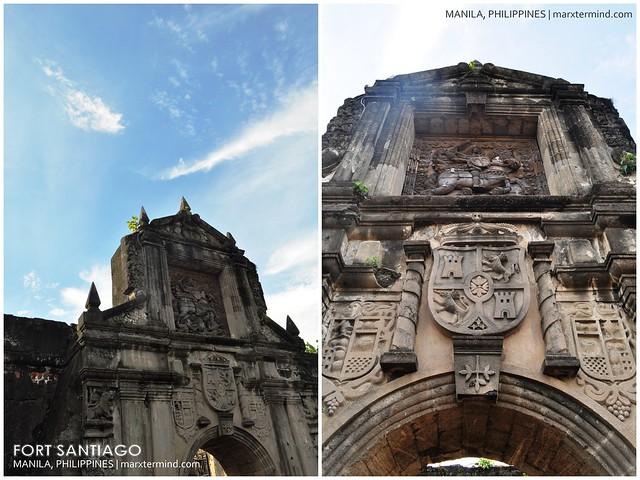 Fort Santiago, Manila