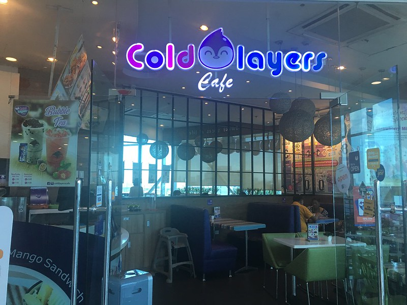 Cold Layers Cafe, Fisher Mall