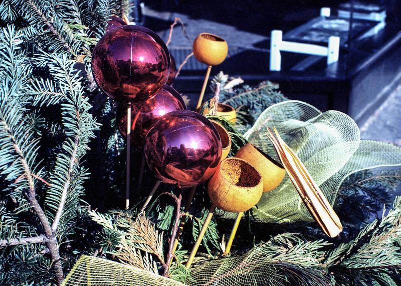 Remaining Christmas Decorations