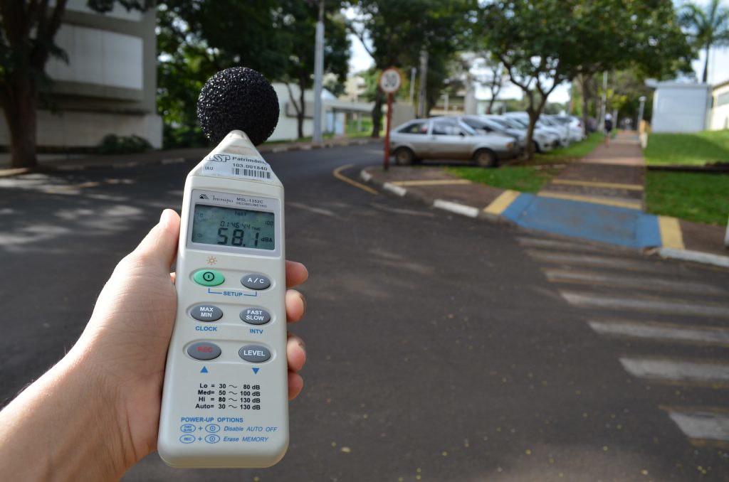 TAC obriga empresa doar à Polícia Militar aparelho que mede poluição sonora, decibelimetro