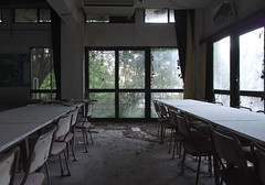 dining hall - the 1st floor