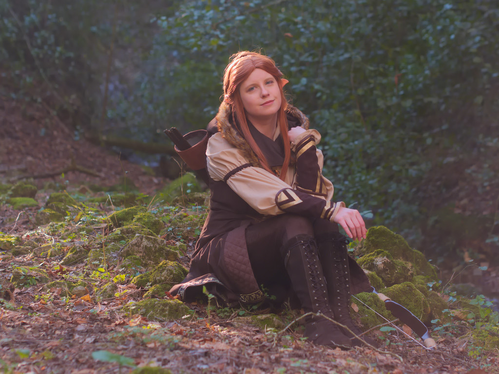 related image - Shooting Elfe - Yuli Cosplay - Montrieux -2019-01-10- P1466763