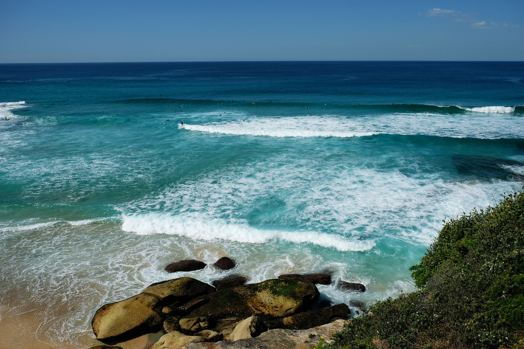 Tamarama Bay, Sydney, Australia