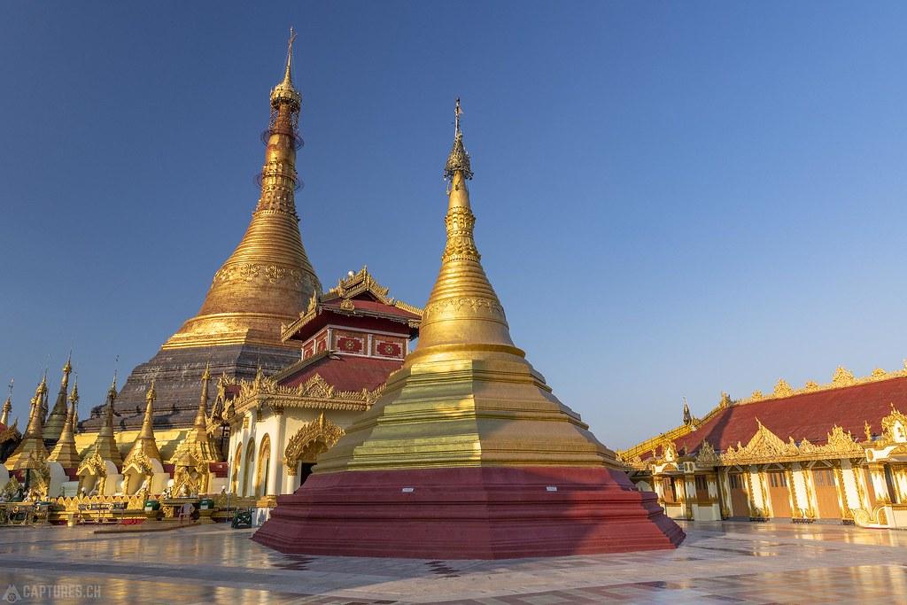 Thingaha Pagoda - Mawlamyaing