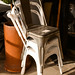 Cafe chair E50 each