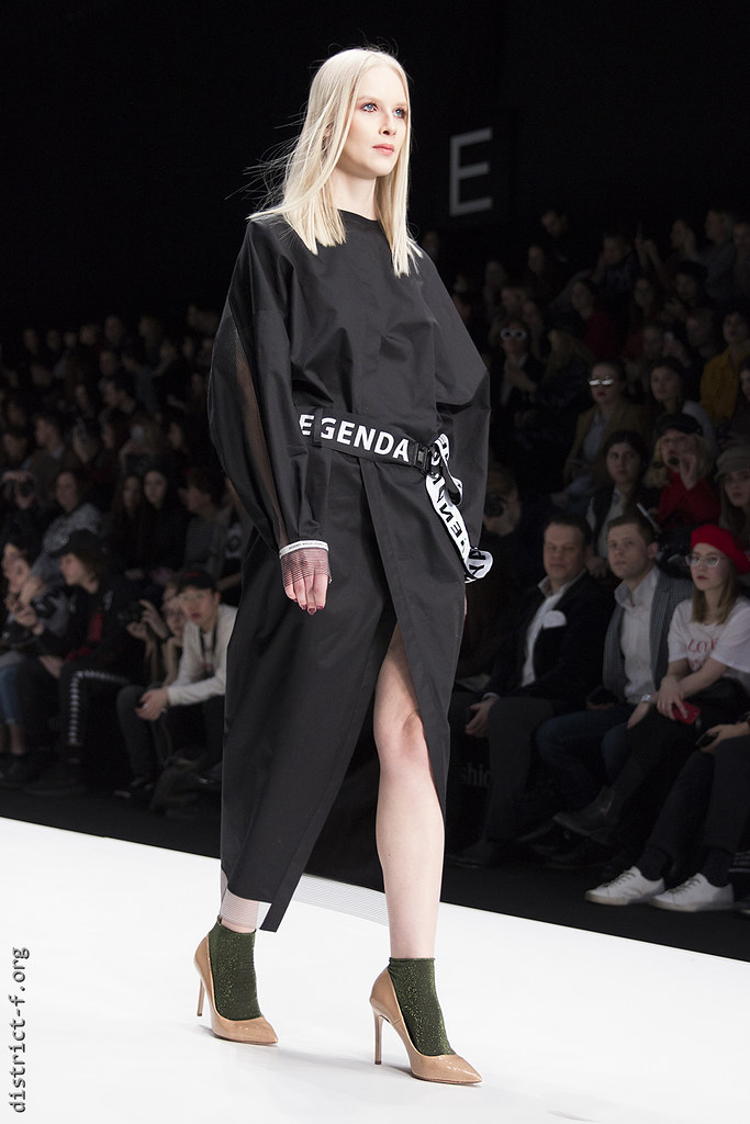 DISTRICT F — MBFWRussia — N. LEGENDA AW18-19 uyt