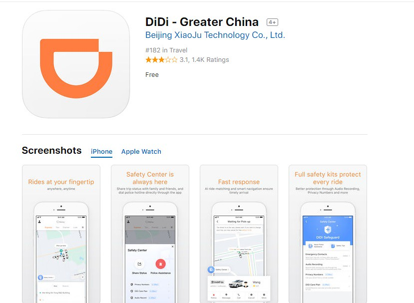 TRAVEL TIPS] 8 Apps To Download Before You Travel To Beijing | China