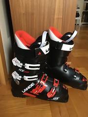 Lyžařské boty Lange RX 100 17/18 vel. 28,5 - titulní fotka