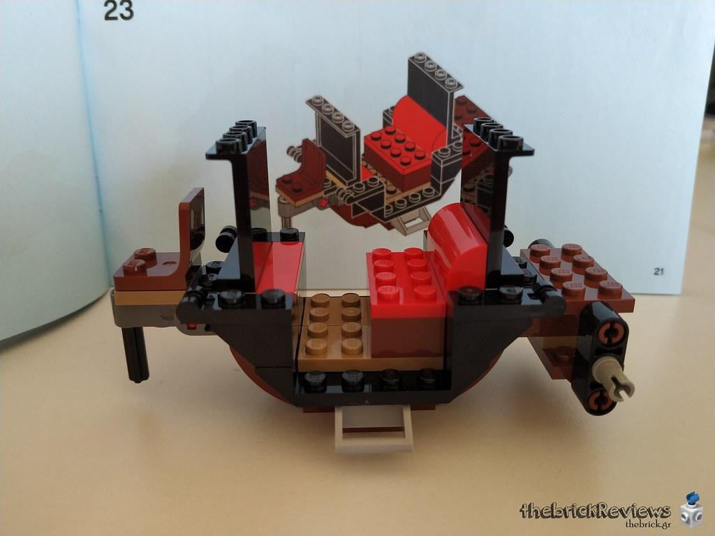 ThebrickReview:75951 Grindelwald's Escape 33499890918_3ba3c9c6ff_b