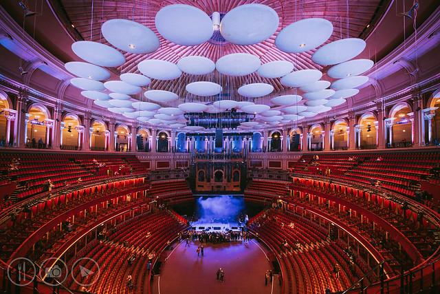 The Empty Auditorium
