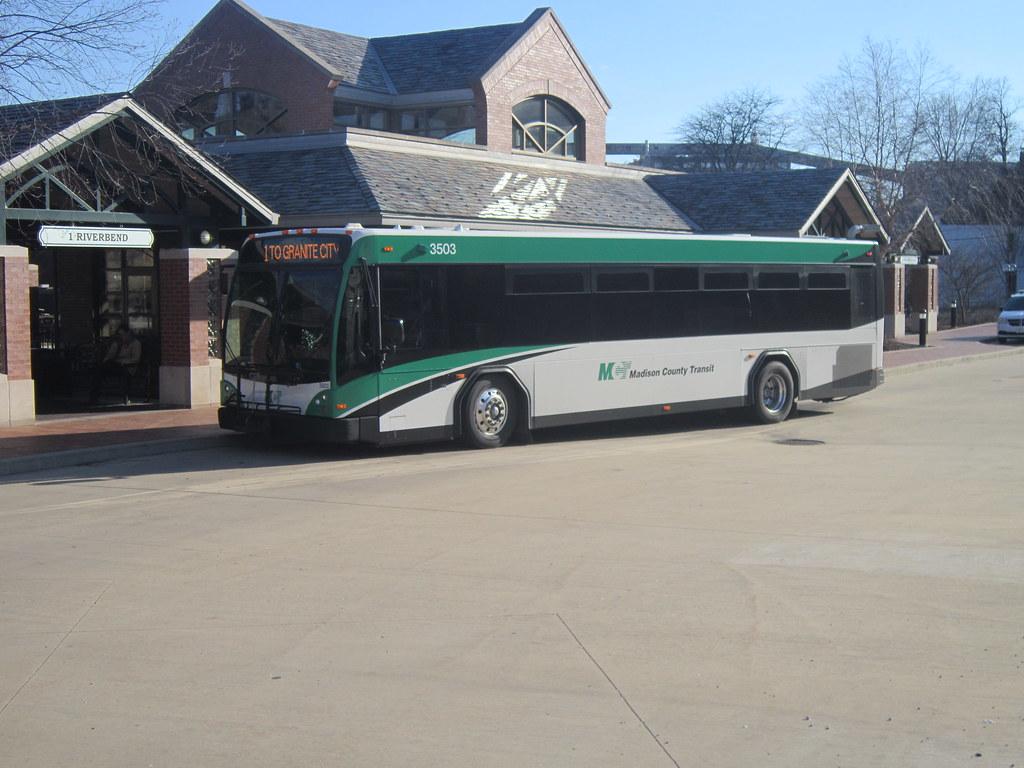 Madison County Transit (Unit#3503)