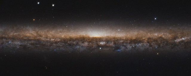 Photo:NGC5907 By geckzilla